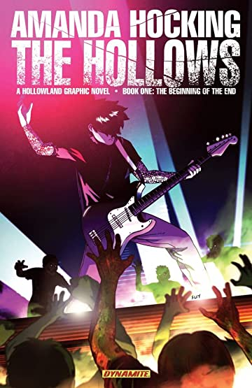 Amanda Hocking's The Hollows: A Hollowland Graphic Novel Part 1 (of 10)