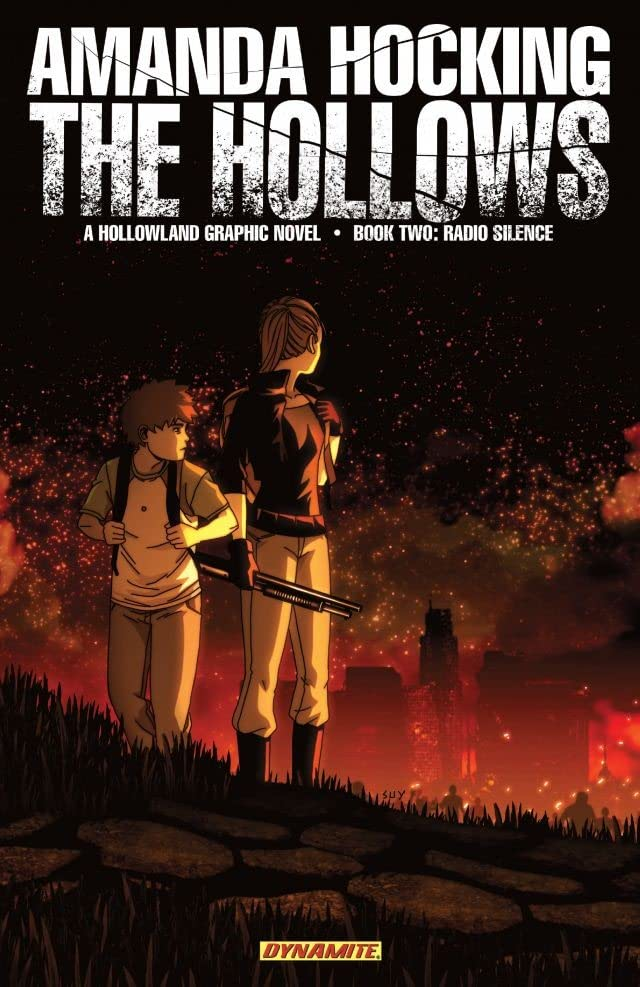 Amanda Hocking's The Hollows: A Hollowland Graphic Novel Part 2 (of 10)