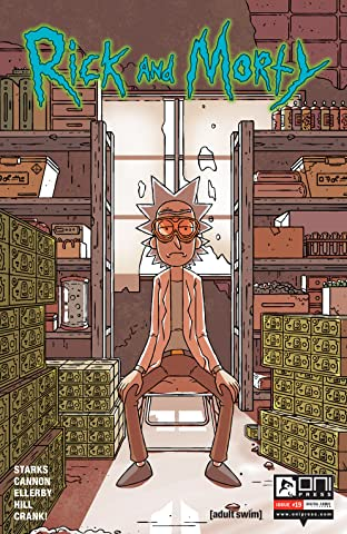Rick and Morty #19