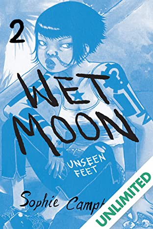 Wet Moon Vol. 2: Unseen Feet (New Edition)