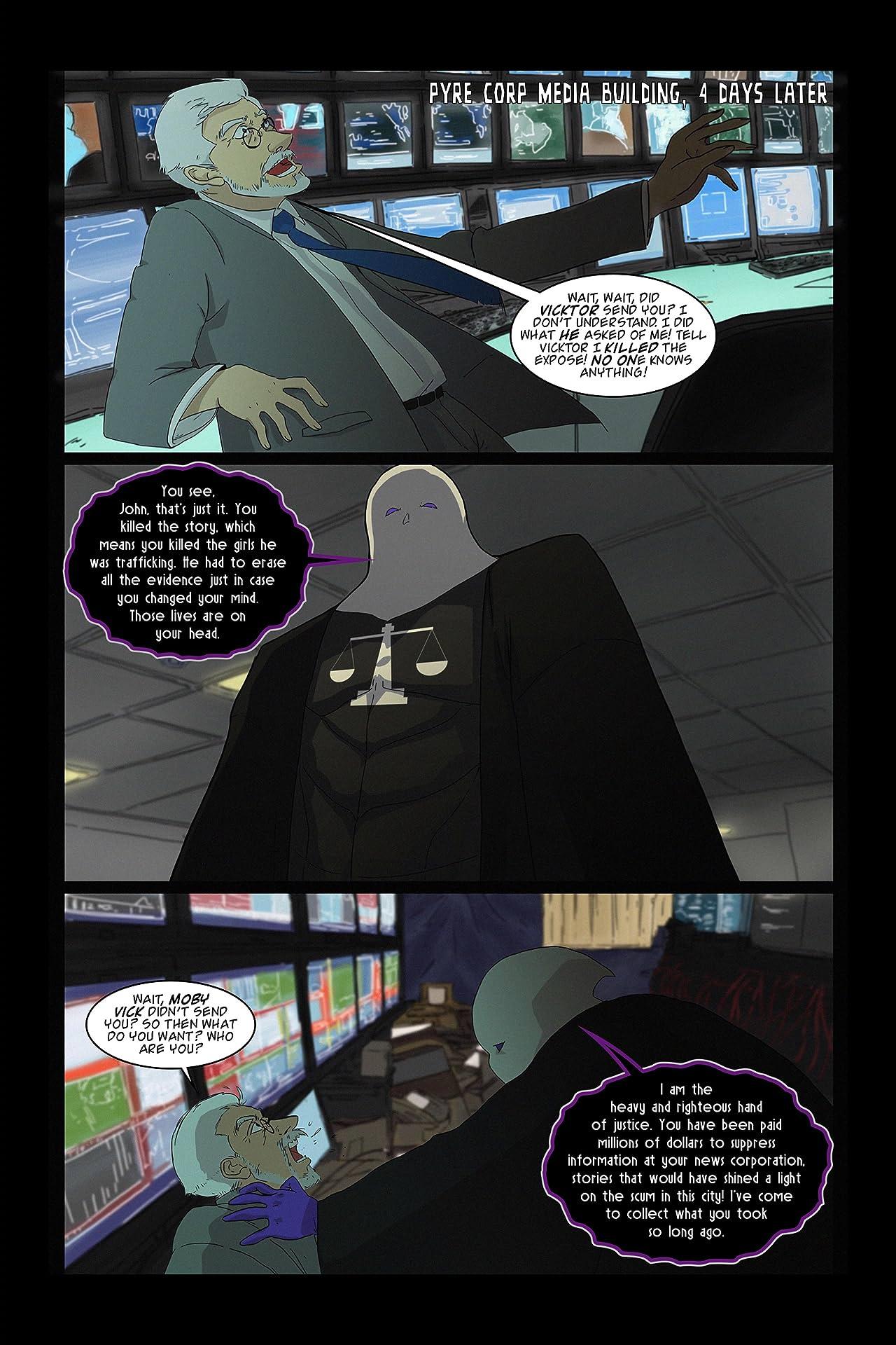 The Ouroboros #2