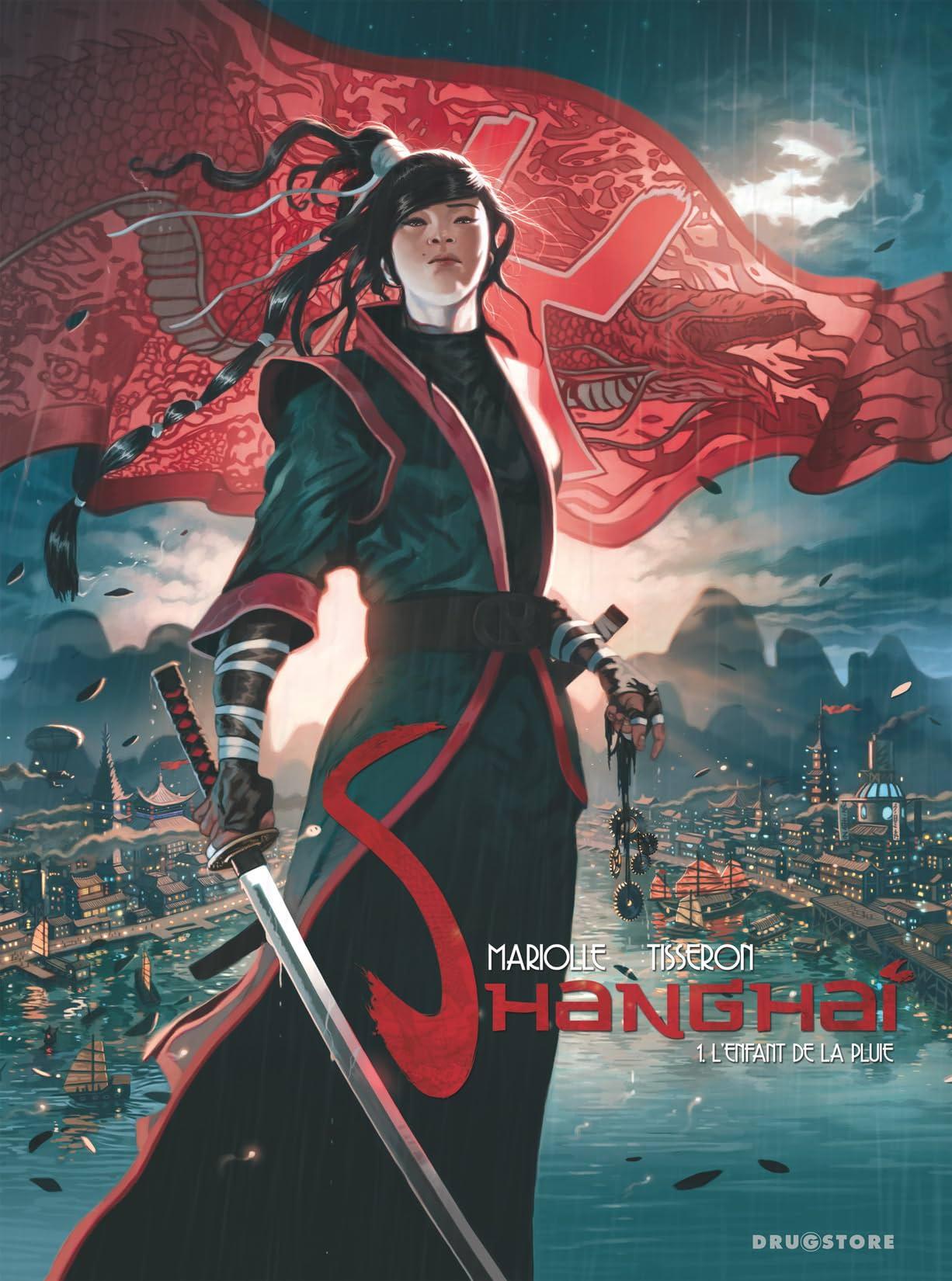 Shanghai Vol. 1: L'enfant de la pluie