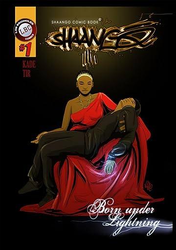 Shaango Vol. 1: Born under Lightning
