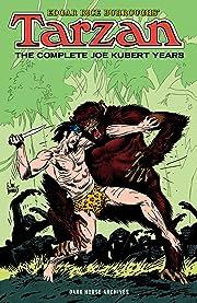 Edgar Rice Burroughs' Tarzan: The Complete Joe Kubert Years