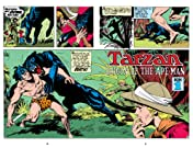 Edgar Rice Burroughs' Tarzan: The Complete Joe Kubert Years