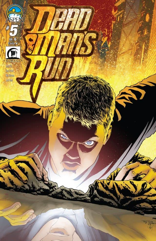 Dead Man's Run #5