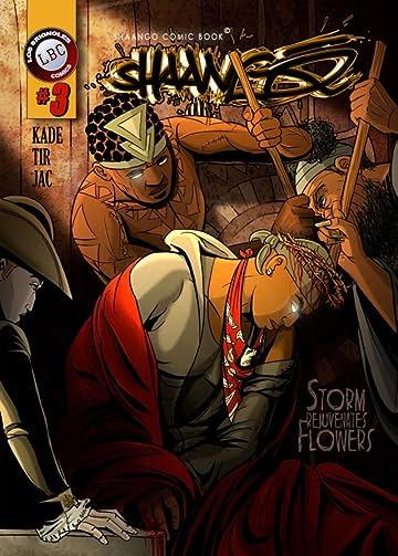 Shaango Vol. 3: Storm rejuvenates Flowers