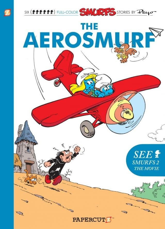 The Smurfs Vol. 16: The Aerosmurf
