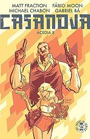 Casanova: Acedia #8