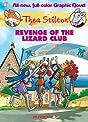 Thea Stilton Vol. 2: Revenge of the Lizard Club