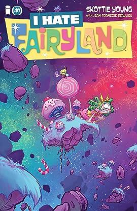 I Hate Fairyland #10