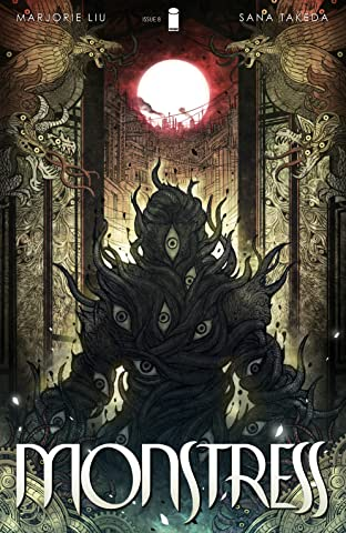 Monstress No.8