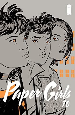 Paper Girls No.10