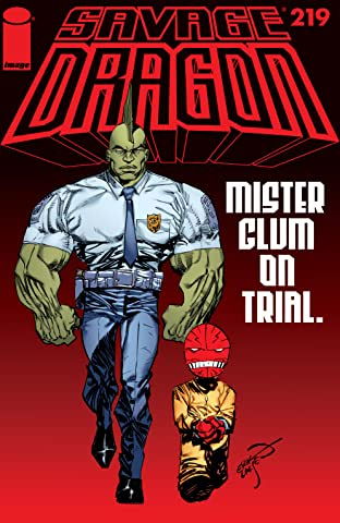 Savage Dragon No.219
