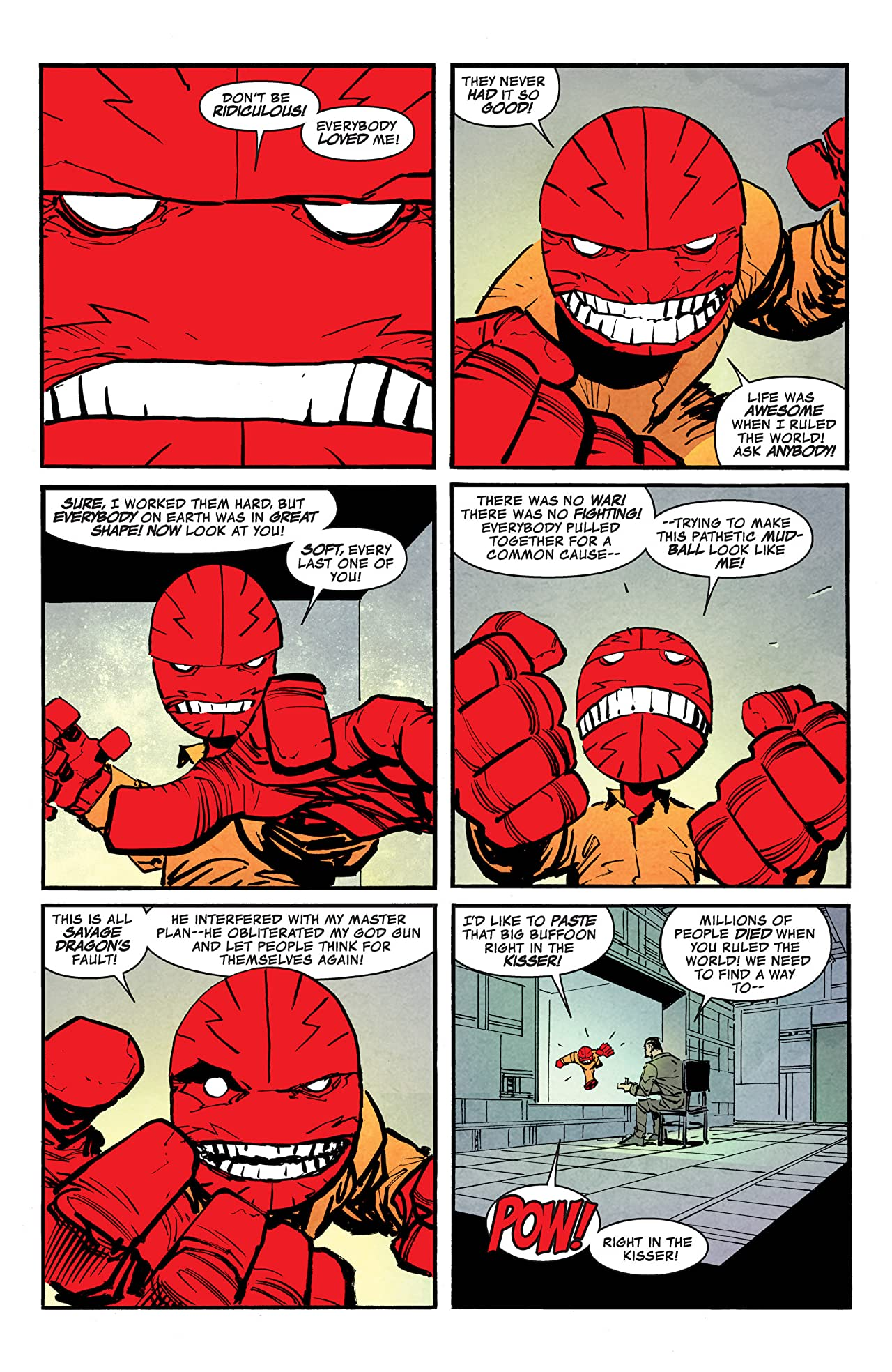 Savage Dragon #219