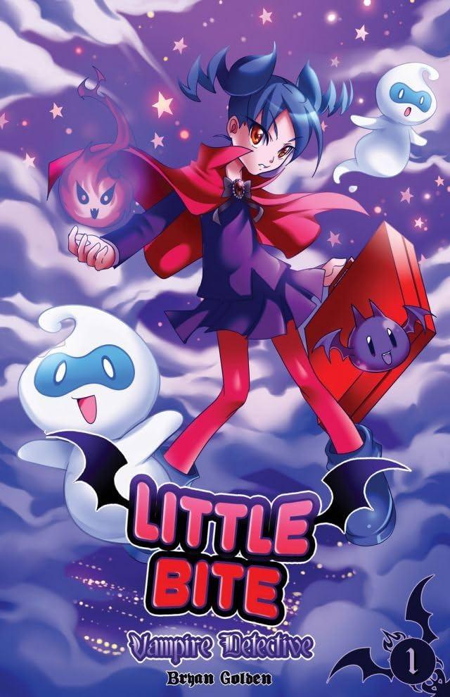 Little Bite: Vampire Detective Vol. 1