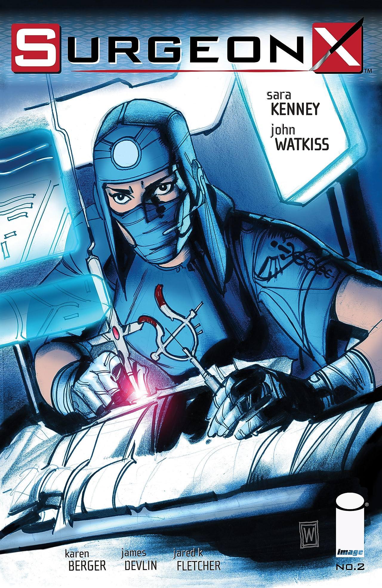 Surgeon X #2