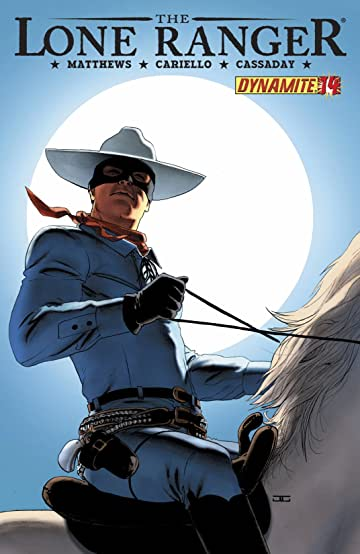 The Lone Ranger Vol. 1 #14