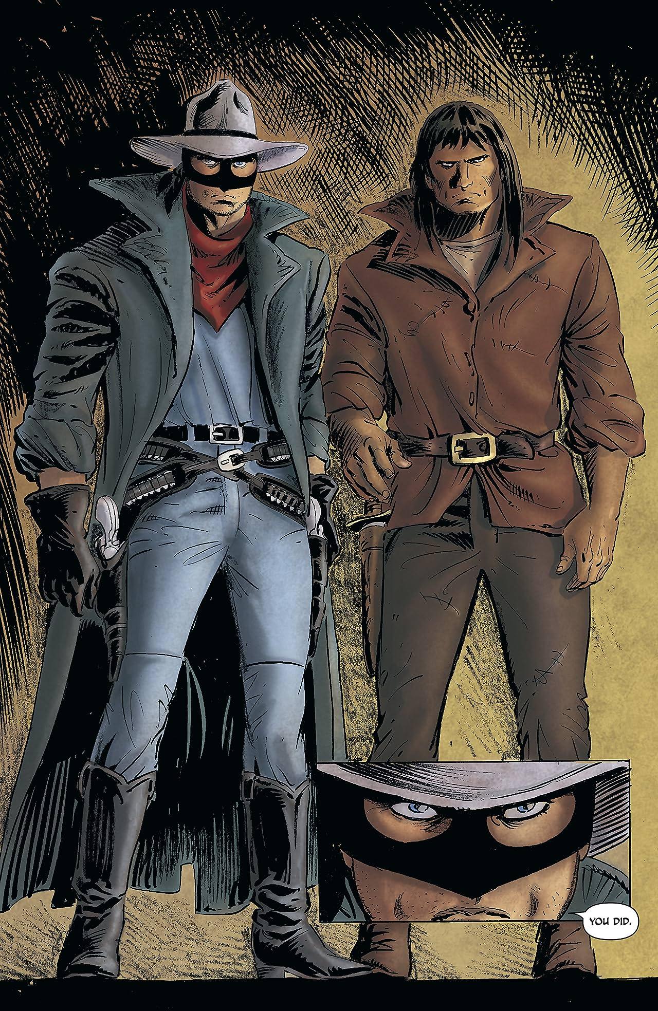The Lone Ranger #15
