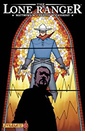 The Lone Ranger Vol. 1 #16