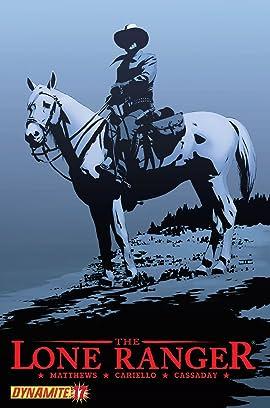 The Lone Ranger Vol. 1 #17