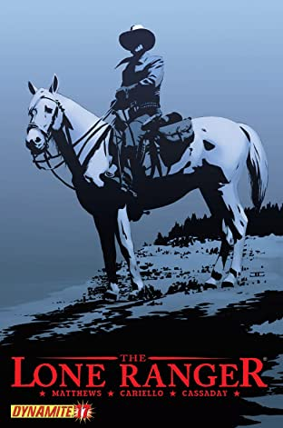 The Lone Ranger Vol. 1 #17