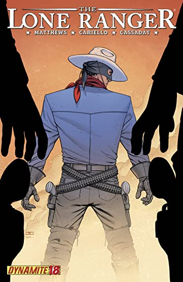 The Lone Ranger Vol. 1 #18