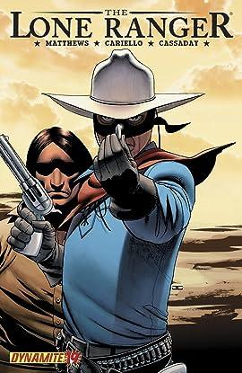 The Lone Ranger Vol. 1 #19