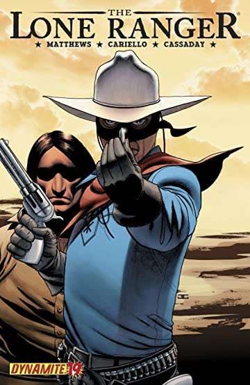 The Lone Ranger Vol. 1 #19