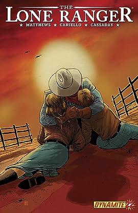 The Lone Ranger Vol. 1 No.22