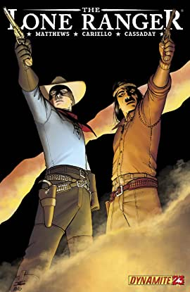 The Lone Ranger Vol. 1 #23