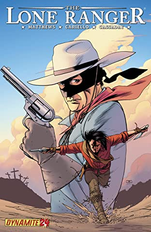 The Lone Ranger Vol. 1 #24