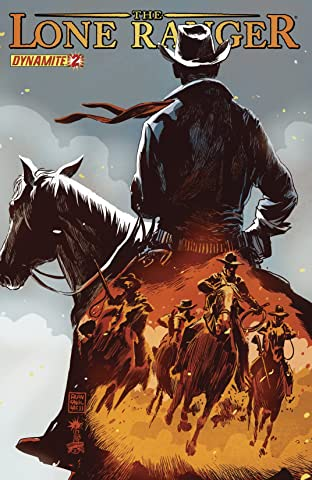 The Lone Ranger Vol. 2 #2