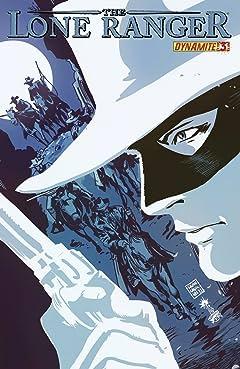 The Lone Ranger Vol. 2 #3