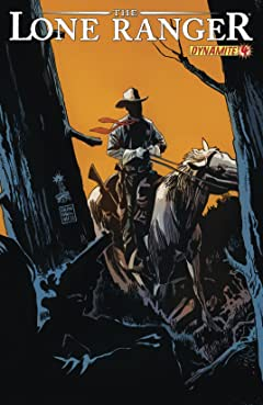 The Lone Ranger Vol. 2 #4