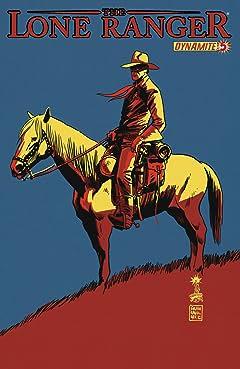 The Lone Ranger Vol. 2 #5