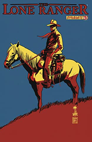 The Lone Ranger Vol. 2 #5