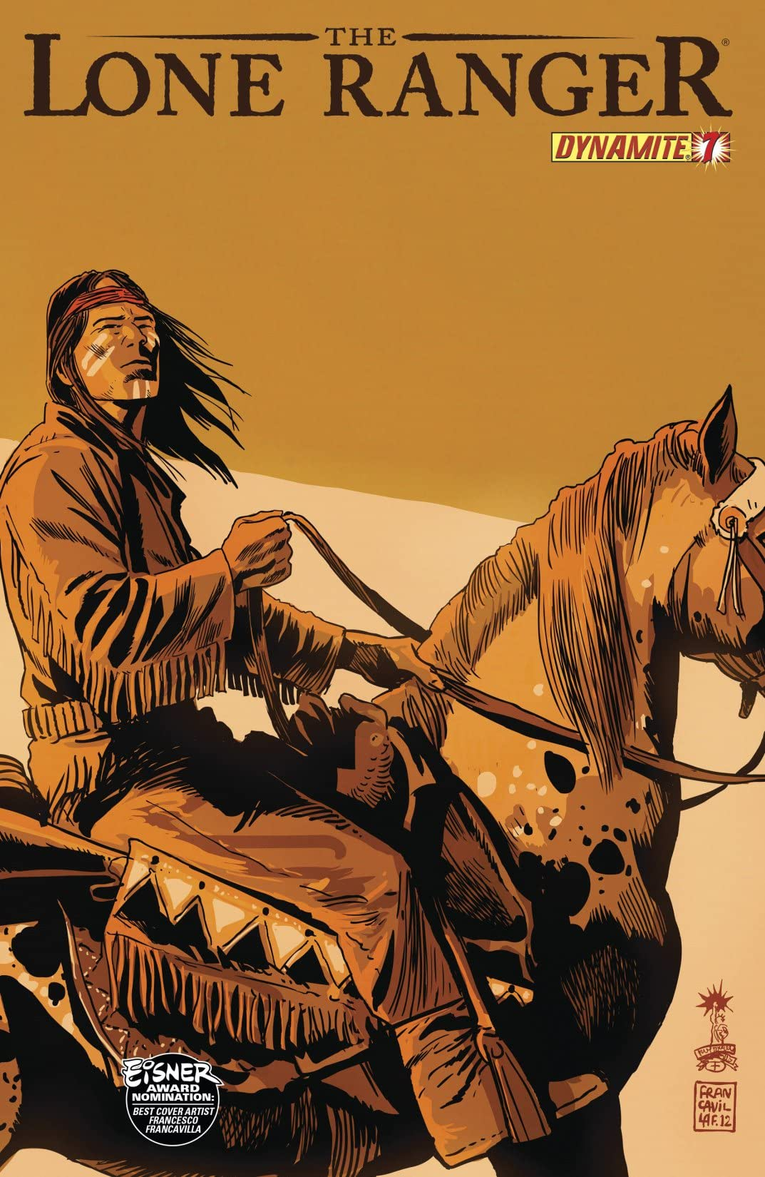 The Lone Ranger Vol. 2 #7