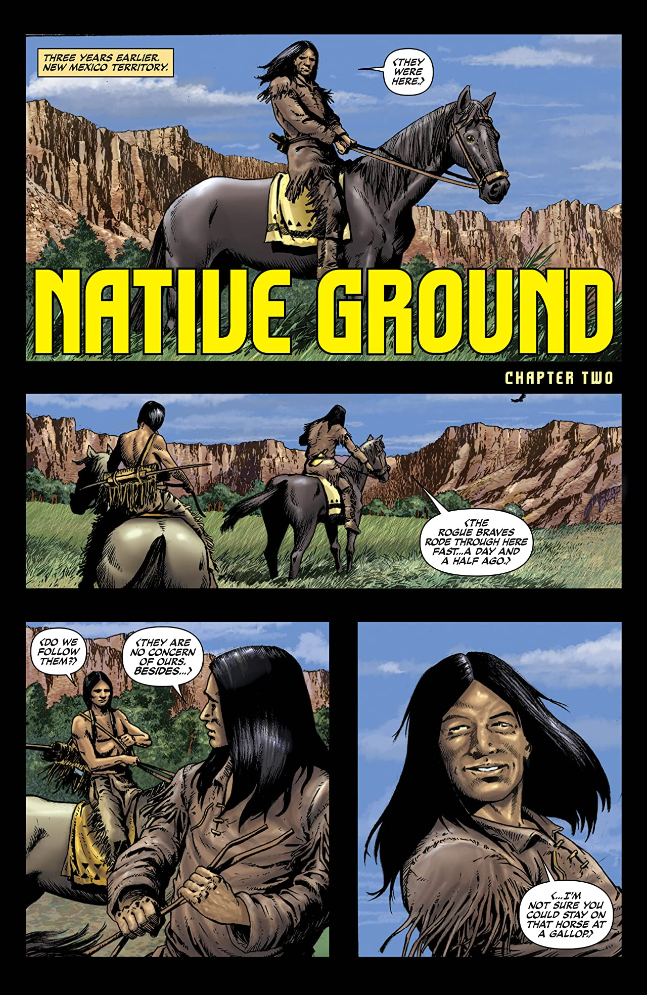 The Lone Ranger Vol. 2 #8