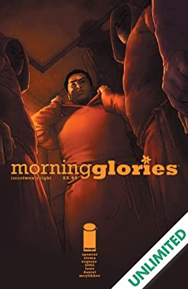 Morning Glories #28