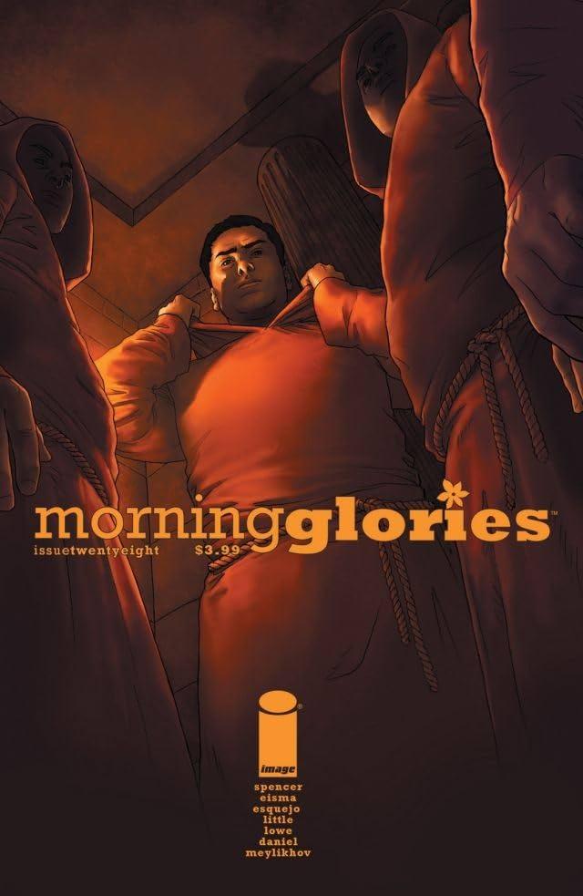 Morning Glories #28