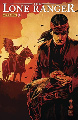 The Lone Ranger Vol. 2 #10