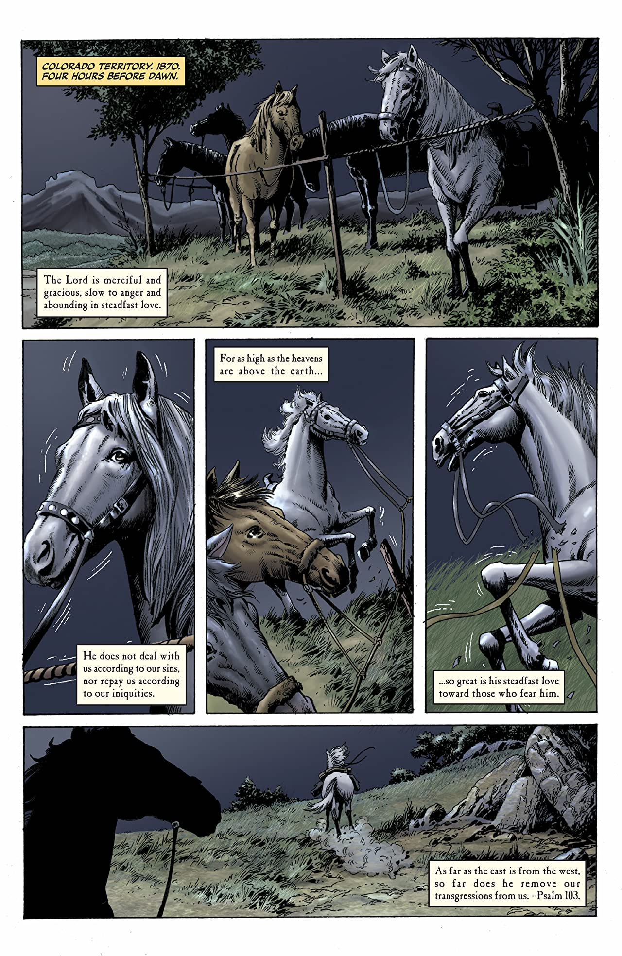 The Lone Ranger Vol. 2 #11