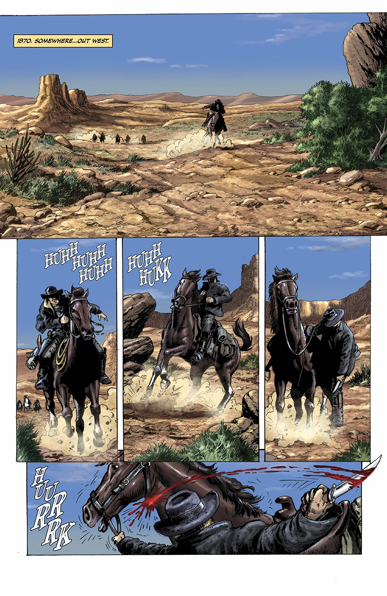 The Lone Ranger Vol. 2 #14