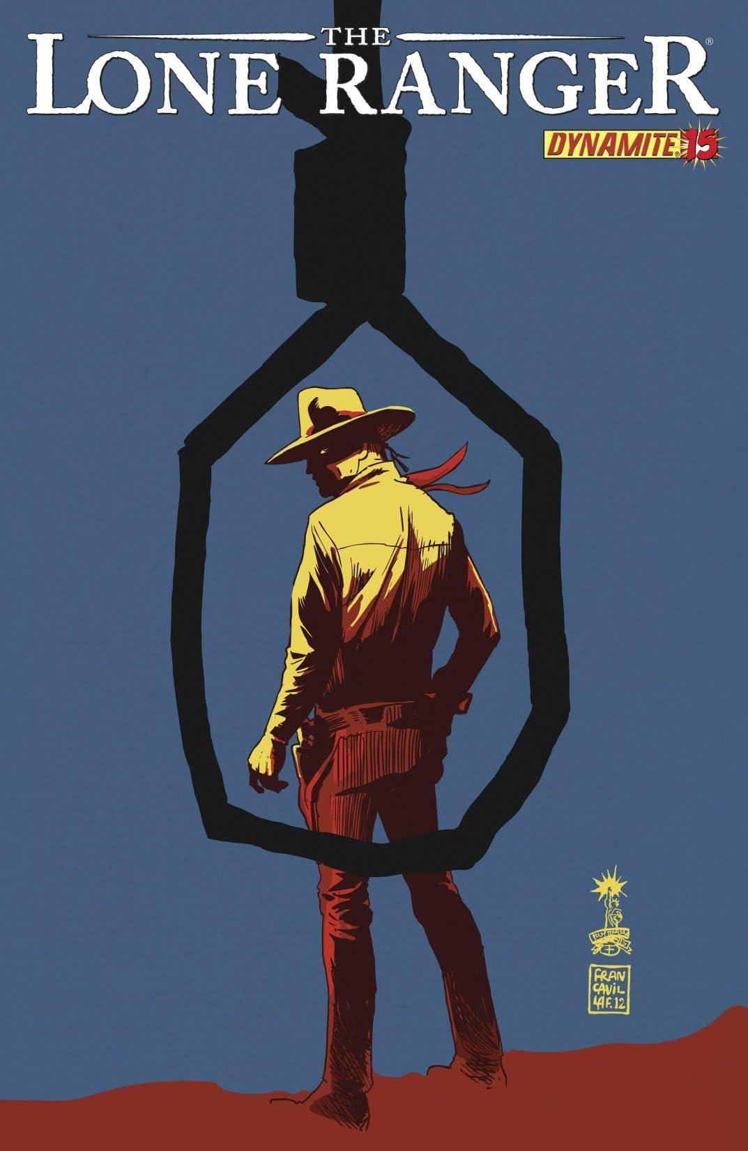 The Lone Ranger Vol. 2 #15