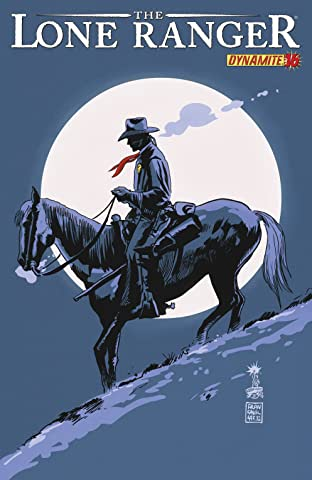 The Lone Ranger Vol. 2 #16