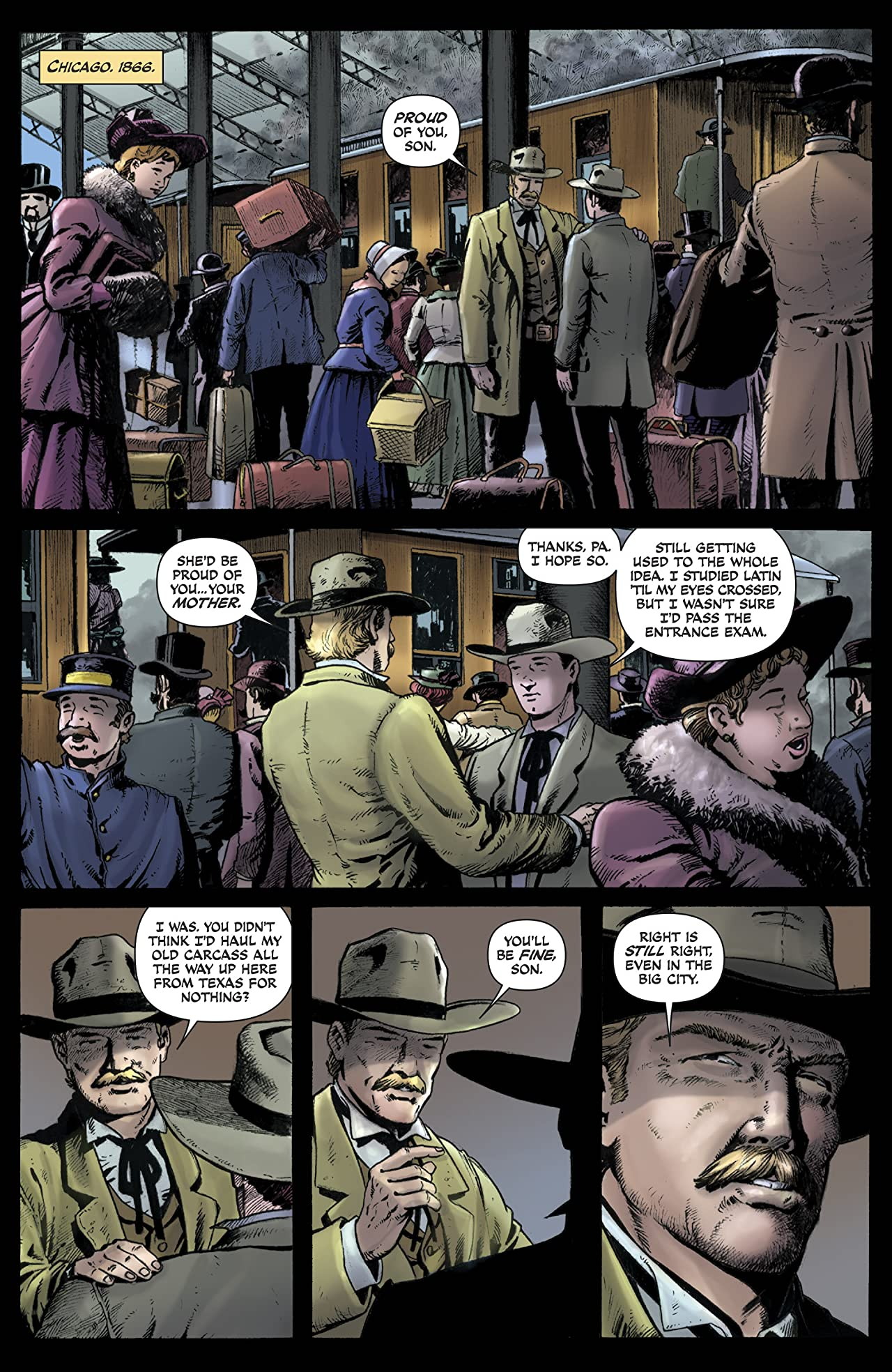 The Lone Ranger Vol. 2 #16