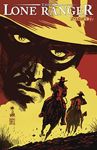 The Lone Ranger Vol. 2 #17