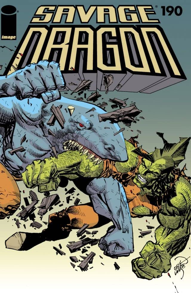Savage Dragon #190
