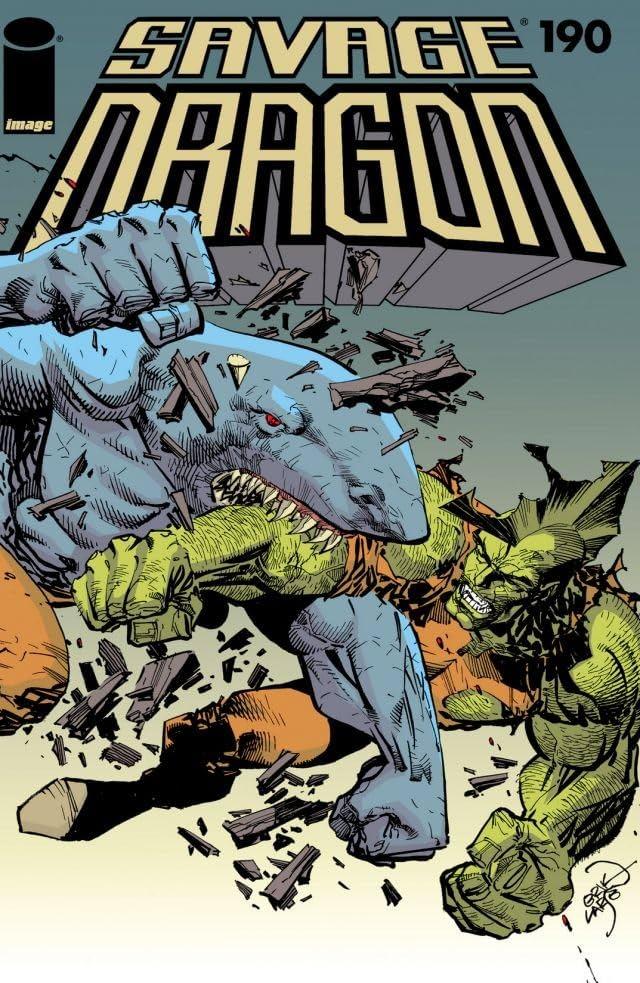 Savage Dragon #190